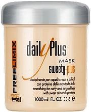 Voňavky, Parfémy, kozmetika Maska na tenké vlasy - Freelimix Daily Plus Sweety Plus Mask