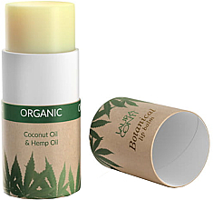 Voňavky, Parfémy, kozmetika Balzam na pery s konopným olejom - Laura Conti Botanical Lip Balm