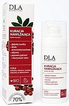 Voňavky, Parfémy, kozmetika Nočný krém na tvár s extraktom z rowanu - DLA