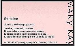 Voňavky, Parfémy, kozmetika Rozpustné prúžky na zlepšenie textúry pokožky - Mary Kay TimeWise Activating Squares