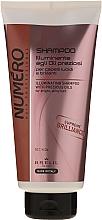 Voňavky, Parfémy, kozmetika Šampón na vlasy s macassarovým olejom a keratínom - Brelil Numero Hair Professional Beauty Macassar Oil Shampoo