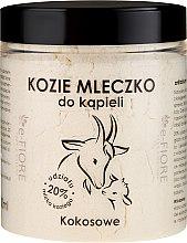 """Voňavky, Parfémy, kozmetika Kozie mlieko do kúpeľa """"Kokos"""" - E-Fiore Coconut Bath Milk"""