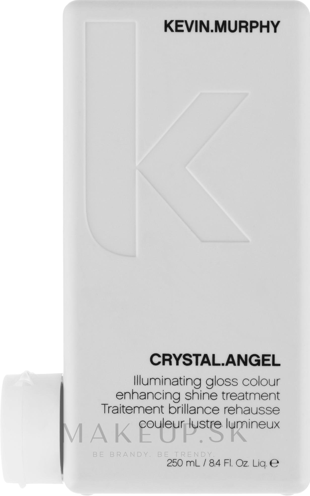 Tónovací balzam na zvýraznenie odtieňa svetlých vlasov - Kevin.Murphy Crystal.Angel Hair Treatment — Obrázky 250 ml