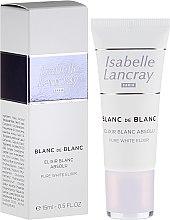 Voňavky, Parfémy, kozmetika Rozjasňujúce sérum - Isabelle Lancray Blanc De Blanc Pure White Elixir