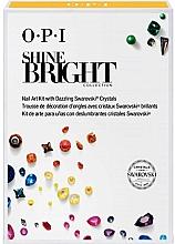 Voňavky, Parfémy, kozmetika Kamienky na zdobenie nechtov - O.P.I. Swarovski Premium Crystal Kit