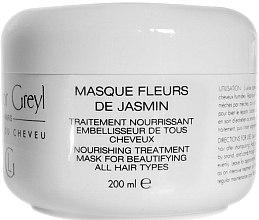 Voňavky, Parfémy, kozmetika Maska na starostlivosť o vlasy z jazmínových kvetov - Leonor Greyl Masque Fleurs De Jasmin