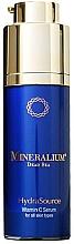 Voňavky, Parfémy, kozmetika Sérum na tvár s vitamínom C - Mineralium Hydra Source Vitamin C Serum