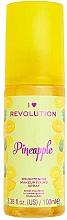 Voňavky, Parfémy, kozmetika Fixačný sprej na make-up - I Heart Revolution Fixing Spray Pineapple