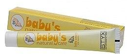 Voňavky, Parfémy, kozmetika Detský krém - Styx Naturcosmetic Baby's Natural Care