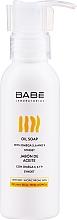 Voňavky, Parfémy, kozmetika Olejové sprchové mydlo bez obsahu vody a alkálií - Babe Laboratorios Oil Soap Travel Size