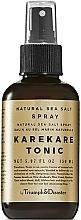 Voňavky, Parfémy, kozmetika Vlasové tonikum s morskou soľou v spreji - Triumph & Disaster Karekare Tonic Salt Spray