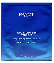 Voňavky, Parfémy, kozmetika Obnovujúca peelingová maska - Payot Blue Techni Liss Week-End
