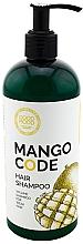 Voňavky, Parfémy, kozmetika Šampón na dodanie objemu vlasom s mangovým extraktom - Good Mood Mango Code Hair Volume Shampoo