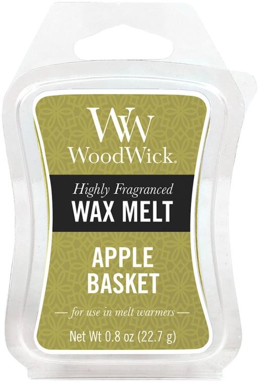 Vonný vosk - WoodWick Wax Melt Apple Basket — Obrázky N1
