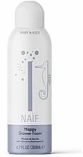 Voňavky, Parfémy, kozmetika Pena do sprchy - Naif Happy Shower Foam
