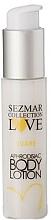 Voňavky, Parfémy, kozmetika Telové mlieko - Sezmar Collection Love Suare Aphrodisiac Body Lotion