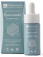 Voňavky, Parfémy, kozmetika Bioaktívne matovacie sérum - La Saponaria Matte Effect Serum