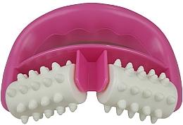 Voňavky, Parfémy, kozmetika Masážny prístroj proti celulitíde, ružový - Deni Carte