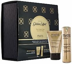 Voňavky, Parfémy, kozmetika Sada - Matis Golden Coffrete Densifiance (f/cr/50ml + eye/balm/15ml)