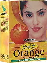 Voňavky, Parfémy, kozmetika Peelingová maska na tvár - Hesh Orange Peel Powder