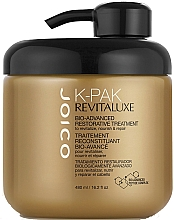 Voňavky, Parfémy, kozmetika Rekonštrukčná bio maska keratínovo-peptidovým komplexom - Joico K-Pak Revitaluxe Bio-Advanced Restorative Treatment