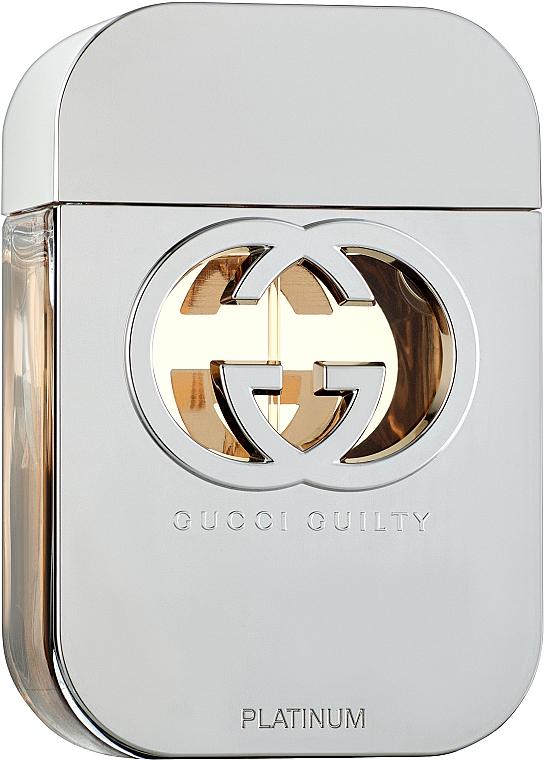 Gucci Guilty Platinum Edition - Toaletná voda