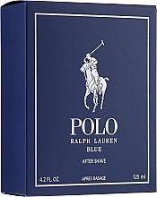 Voňavky, Parfémy, kozmetika Ralph Lauren Polo Blue After Shave - Lotion po holení