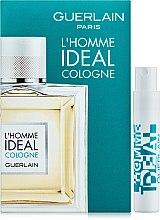 Voňavky, Parfémy, kozmetika Guerlain L'Homme Ideal Cologne - Toaletná voda (vzorka)