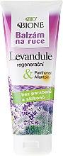 Voňavky, Parfémy, kozmetika Balzam na ruky - Bione Cosmetics Lavender Hand Ointment