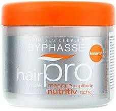 Voňavky, Parfémy, kozmetika Maska vyživujúca pre suché vlasy - Byphasse Hair Pro Mask Nutritiv Riche
