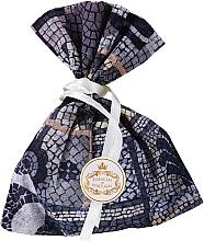 Voňavky, Parfémy, kozmetika Aromatické vrecúško, šedo-čierne, fialkové - Essencias De Portugal Tradition Charm Air
