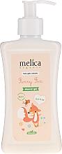 """Voňavky, Parfémy, kozmetika Detský sprchový gél """"Líška"""" - Melica Organic Funny Fox Shower Gel"""