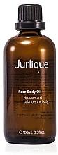 Voňavky, Parfémy, kozmetika Telový olej s extraktom z ruží - Jurlique Rose Body Oil