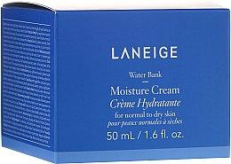 Voňavky, Parfémy, kozmetika Hydratačný krém pre normálnu a suchú pleť - Laneige Water Bank Moisture Cream