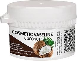 Voňavky, Parfémy, kozmetika Krém na tvár - Pasmedic Cosmetic Vaseline Coconut