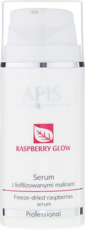 Sérum na tvár s malinami sušenými mrazom - APIS Professional Raspberry Glow