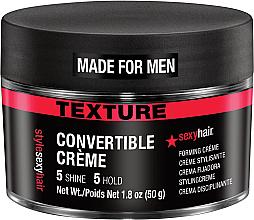Voňavky, Parfémy, kozmetika Texturizační krém na vlasy - SexyHair Style Convertible Forming Creme