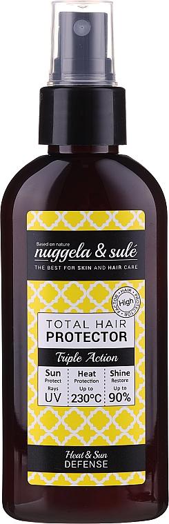 Prípravok na ochranu vlasov - Nuggela & Sule Total Hair Protector