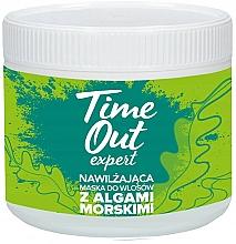 """Voňavky, Parfémy, kozmetika Maska na vlasy """"Morské riasy"""" - Time Out"""