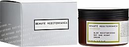 Voňavky, Parfémy, kozmetika Hydratačný krém na tvár s aloe vera - Beaute Mediterranea Aloe Moisturizing Day And Night Cream