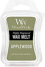 Voňavky, Parfémy, kozmetika Aromatický vosk - WoodWick Wax Melt Applewood
