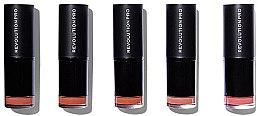 Sada z 5 rúžov na pery - Revolution Pro 5 Lipstick Collection Bare — Obrázky N1