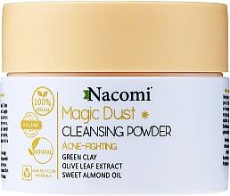 Voňavky, Parfémy, kozmetika Čistiaci púder na tvár pre mastnú pleť - Nacomi Face Cleansing & Acne Fighting Powder Magic Dust
