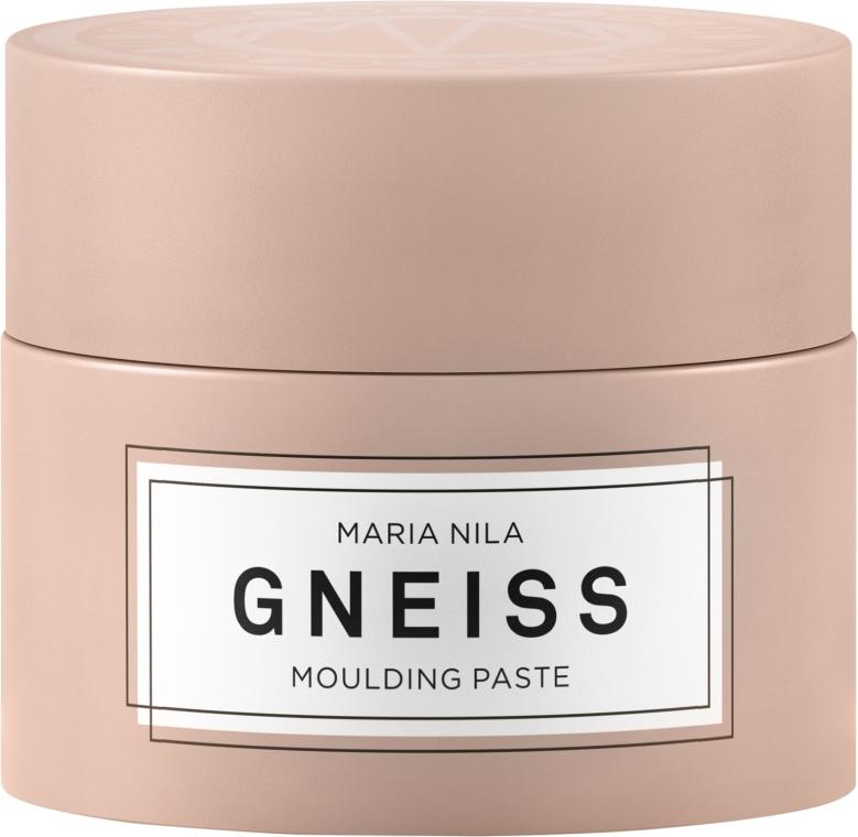 Stylingová pasta na vlasy strednej fixácie - Maria Nila Minerals Gneiss Moulding Paste — Obrázky N1