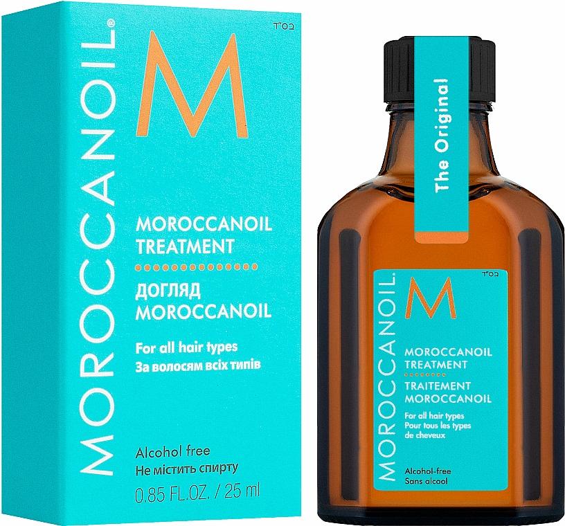 Regeneračný olej na vlasy - Moroccanoil Oil Treatment For All Hair Types