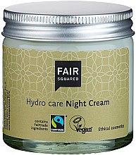 Voňavky, Parfémy, kozmetika Nočný krém na tvár - Fair Squared Hydro Care Night Cream