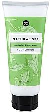 Voňavky, Parfémy, kozmetika Mlieko na telo - Accentra Natural Spa Eucalyptus & Lemongrass Body Lotion