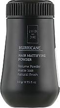 Voňavky, Parfémy, kozmetika Púder na objem vlasov pre mužov - Lavish Care Hurricane Hair Mattifying Powder