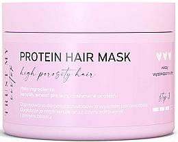 Voňavky, Parfémy, kozmetika Proteínová maska na vlasy s vysokou pórovitosťou  - Trust My Sister High Porosity Hair Protein Mask