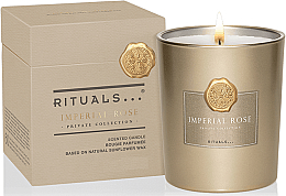 Voňavky, Parfémy, kozmetika Vonná sviečka - Rituals Private Collection Imperial Rose Scented Candle
